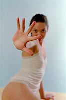 HAND.<BR>Model.