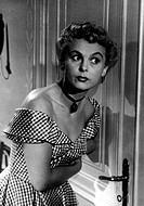 Löbel, Bruni, * 20.12.1920, dt.Schauspielerin (eig. Brunhilde Melitta Hagen) in dem Film ´Mädchen mit Beziehungen´ D 1950 Regie: Akos von Ratony  an d...