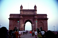 Gateway of India, Bombay, India