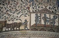 mausoleo s.costanza, rome, italy