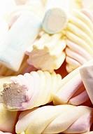 soft candies, marshmallow