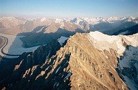 St. Elias Mountains. Kluane National Park. Yukon. Canada.
