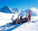 10652716, alpine, Alps, apres ski, mountains, Bernese Oberland, Eiger, mountain, family, Jungfrau, canton Bern, lie, monk, Mön
