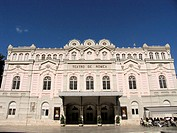 Teatro Romea. Murcia. Spain