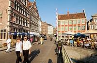 Ghent. Flanders, Belgium