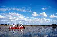 America, Boat, Canoe, Everglades national, Family, Florida, Marsh, Nature, No model release, Park, Spare time, Unite