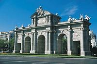 Puerta De Alcaria, Madrid, Spain