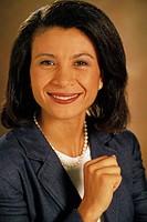 Close up of businesswoman, portrait