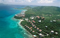 Wyndham Sugar Bay beach resort and spa. St. Thomas, US Virgin Islands. West Indies, Caribbean