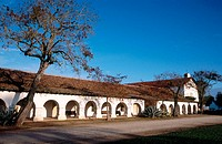 Mission San Juan Bautista. California. USA
