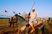 Rabat Fantasia. Morocco.