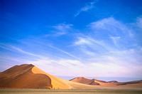 Sossusvlei , Namibia