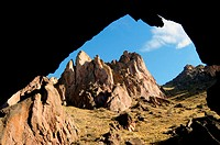 Cave. Santa Cruz. Argentina