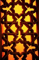 Arabian arabesque ornaments