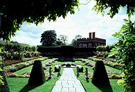 Hampton Court Palace/Garten