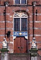 Culemborg, Rathaus/Portal
