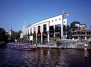 Amsterdam, Casino mit Singelgracht