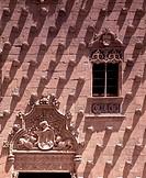 Salamanca/ Casa de las Conchas, um 1500