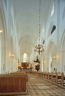 Odense, St. Knuds Kirche/ Innenraum