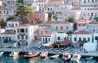 greece, dodecaneso islands, chalki island