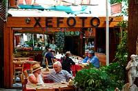 europe, cyprus, nicosia, restaurant