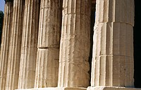 Agora. Athens, Greece