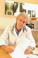 DOCTOR IN HOSPITAL<BR>Model.