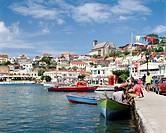 St George´s, Grenada, Caribbean