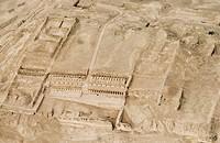 Pachacamac Sun Temple of pre-inca origin but later major inca religious centre, Peru