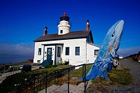 Battery Point LighthouseCrescent CityCaliforniaUSA
