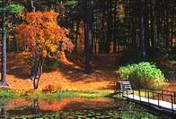 Innisfree GardensMillbrookNew YorkUSA