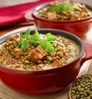 Beans stew.