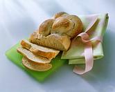 Swiss bread plait
