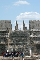 Mayan architecture, Mexico