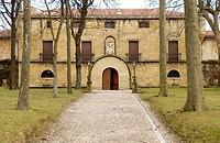 Narros Palace. Zarauz. Gipuzkoa. Euskadi. Spain.