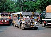 Jeepneys, Philippines
