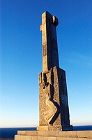 Monument to the Fallen in the Spanish Civil War, Santander. Cantabria, Spain