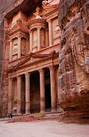 Al Khazneh (The Treasury), Petra, Jordan (thumbnail)
