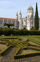Monastery of the Hieronymites, Lisbon. Portugal