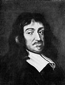Rene Descartes (1596-1650), French mathematician and philosopher, also known as Renatus Cartesius. Descartes most important scientific works were in m...