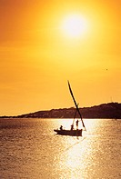 Island of Lamu, Kenya