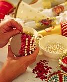 Making decorations