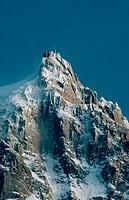 Auiguille du Midi, alptopp i Frankrike