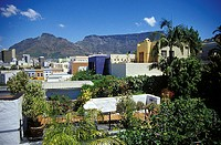 Waterkant and Tafelberg, Western Cape, Capetown, South Africa