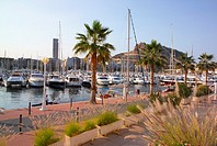 Marina, Alicante City, Costa Blanca, Spain
