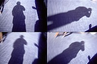 Photographer´s shadow