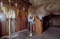 Patmos, Kloster der Apokalypse/ Altarraum