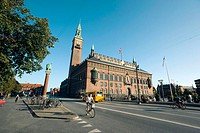 Radhuspladsen, Copenhagen, Denmark
