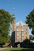 Rosenborg Castle, Copenhagen, Denmark