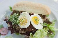 Open sandwich, Denmark